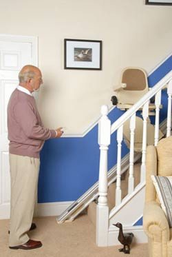 Brooks Stairlifts Maidstone Kent