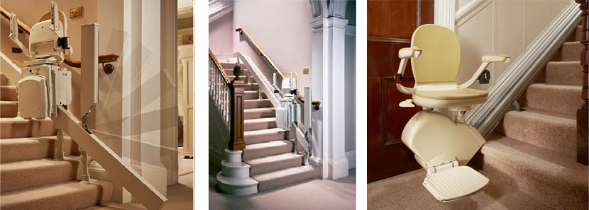 Brooks Straight Stairlifts Surrey