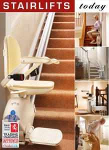 Stairlifts Brochure Kent And South East (Stairlifts Today)